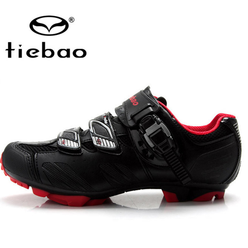 ФОТО Tiebao Cycling Shoes Athletic Mountain Bike zapatillas deportivas mujer sapatilha ciclismo mtb Shoes men sneakers women 1407-1