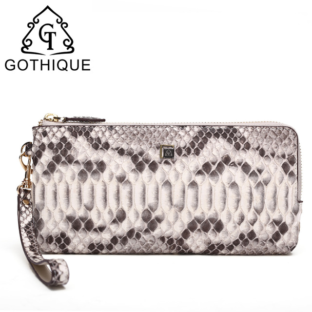 Goths 2013 python skin clutch day clutch bag evening bag women's genuine leather women's handbag
