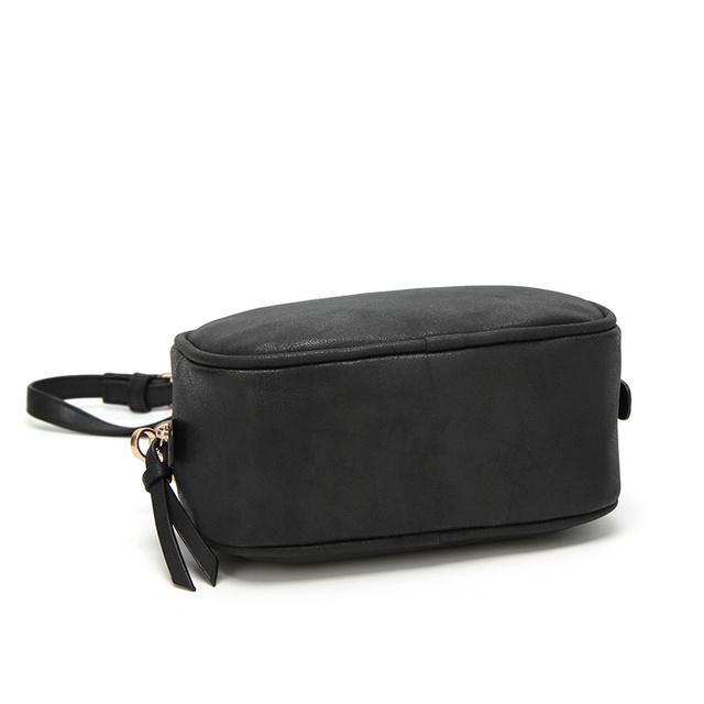 Nubuck Crossbody Bags