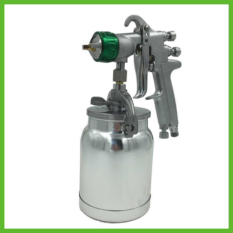 SAT1155 free shipping professional diy high quality spray hvlp gun for car painting pneumatic machine tools
