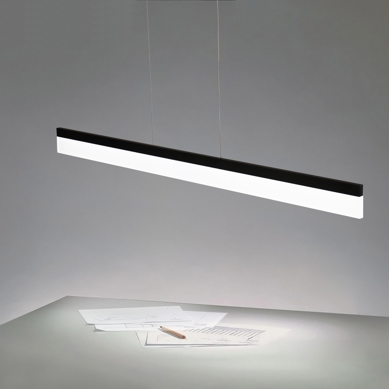suspended lighting. modern minimalism office led pendant light dining room hanging lighting home suspend lamp indoor fixtures suspended a