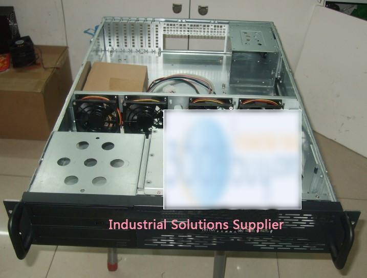 2u server computer case 2u power supply double server large-panel industrial computer case 2u computer case