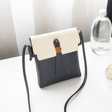 Women New Fashion design Solid Cover Crossbody Bag Simple Shoulder Versatile elegant Messenger Phone Coin travel  #6