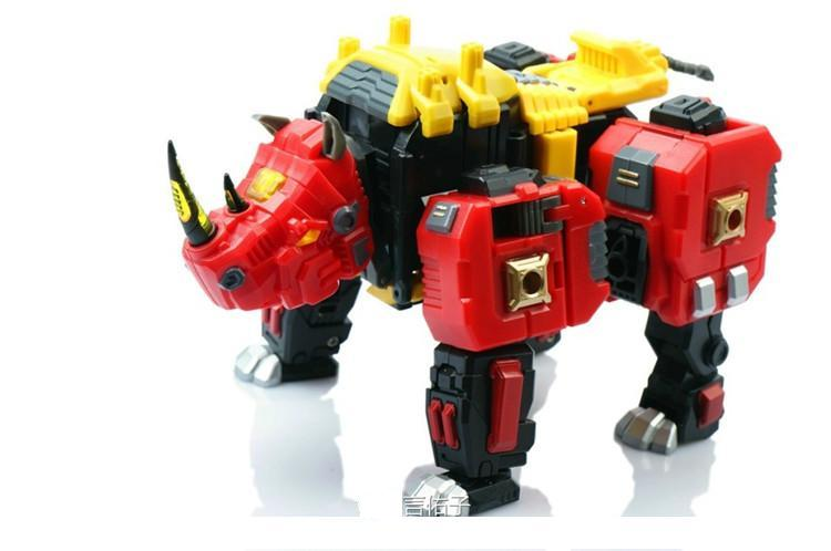 1Pcs TFC Predaking Headstrong Classic Toys For Boys Without Retail Box