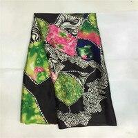 5 метров! Очень classly шелковые кружева ткань сатин для платья Новое поступление Африки бархат ткань хорошего качества для леди! lxe081308