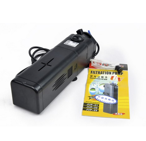 Sunsun JUP 22 800L H 9W UV Sterilizer 1 4M Aquarium Fish Tank Submersible Filter Filteration