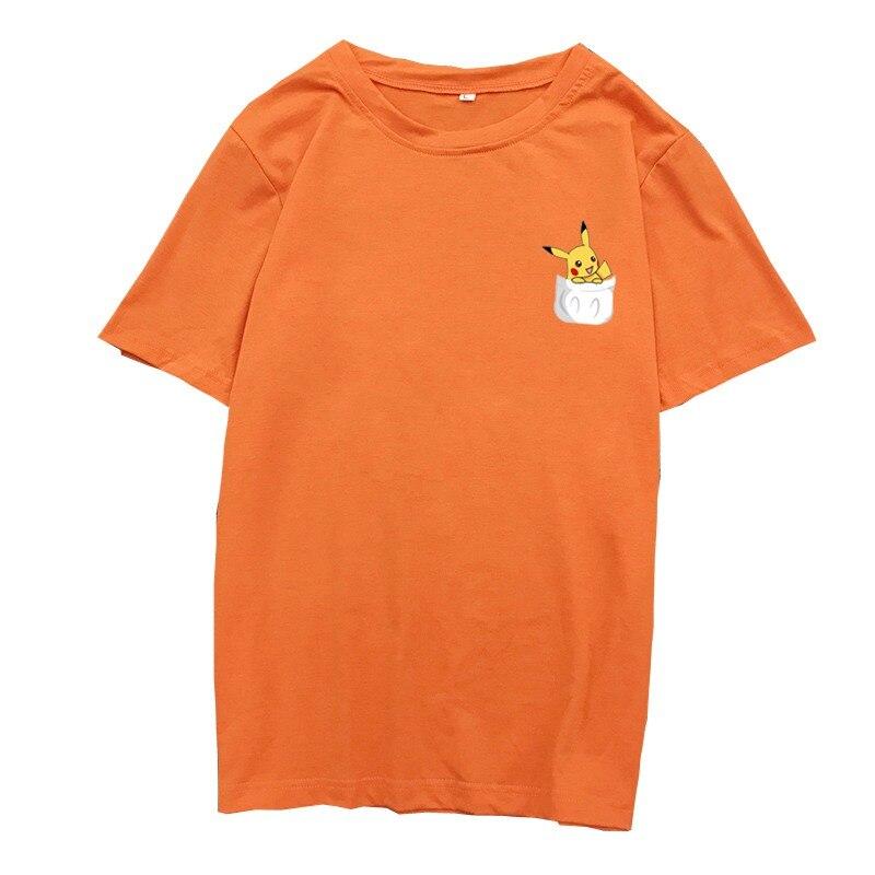 2019-summer-casual-women-cute-tshirt-o-neck-short-sleeve-harajuku-cartoon-pikachu-tee-shirt-femme-kawaii-font-b-pokemon-b-font-tops-7-colors