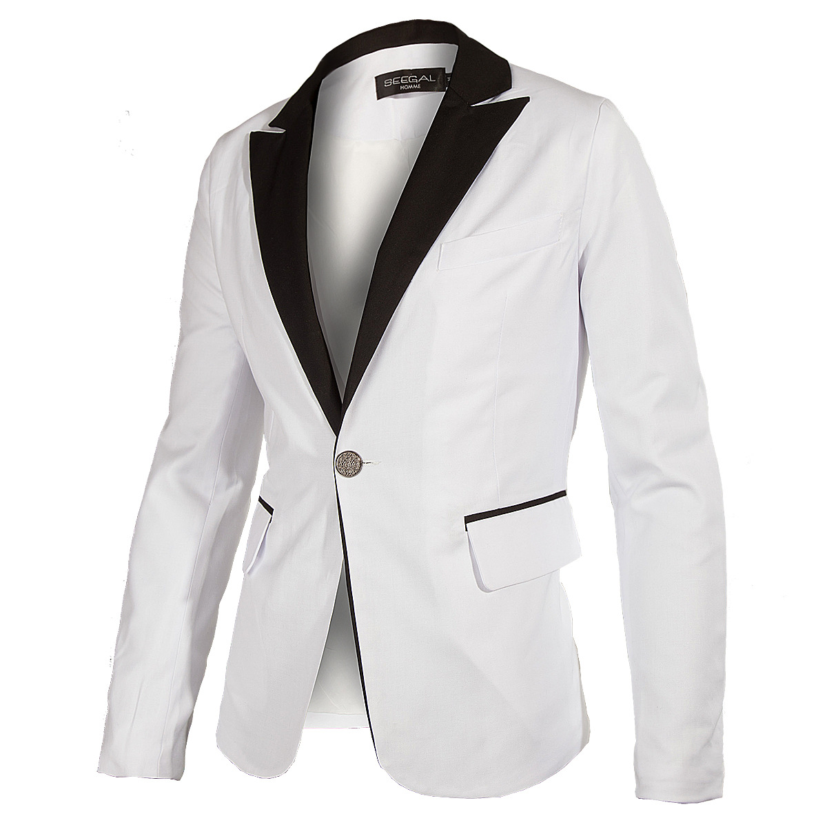 Compare Prices on White Mens Blazer- Online Shopping/Buy Low Price ...