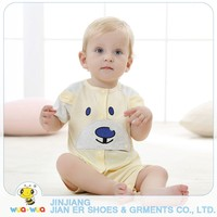 baby summer clothing animal shapes jumpsuit short sleeve baby romper Factory direct sales