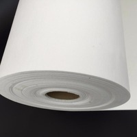 Алюмосиликатного волокна бумаги высокая термостойкость Теплоизоляция Лист керамического волокна бумаги электрический прибор 60 м x 24