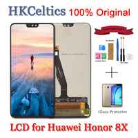 Original Display for Huawei Honor 8X LCD+Touch Screen Digitizer Assembly Replacement For HUAWEI Honor 8X LCD Honor8X 8 X Screen