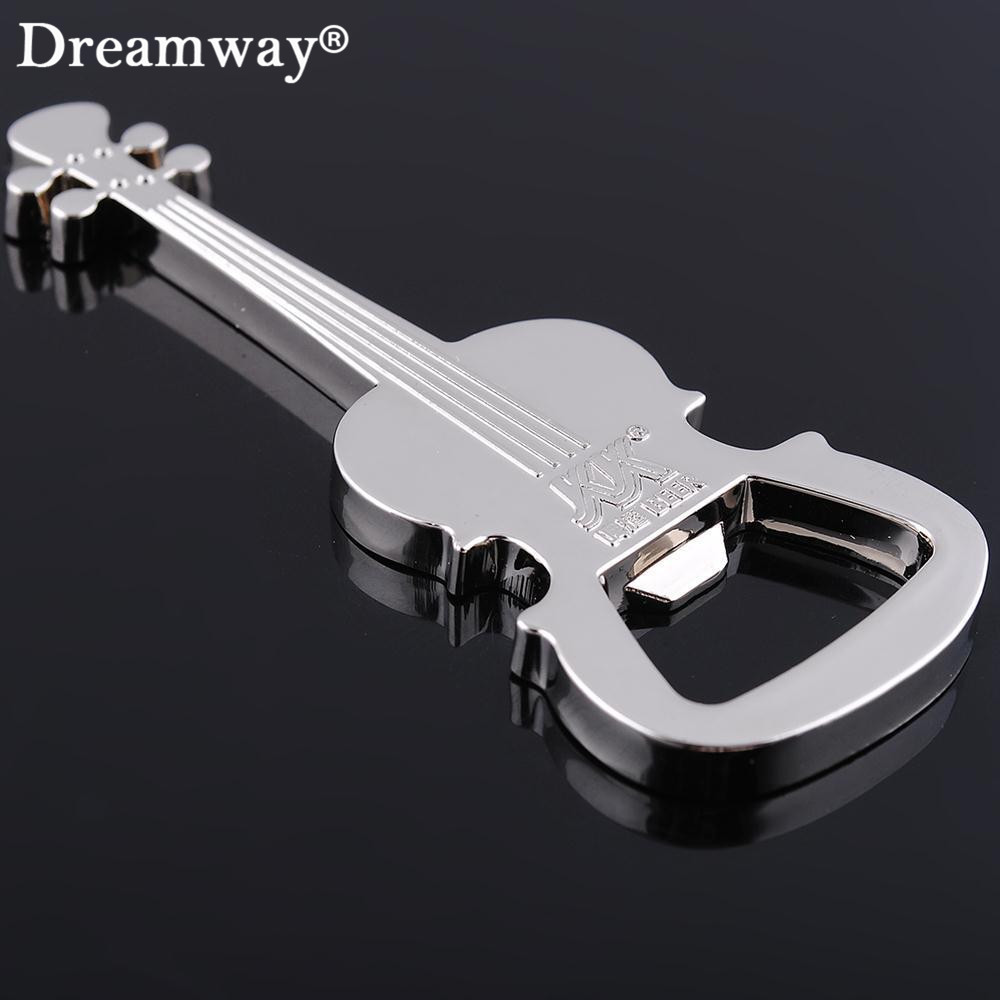 creative guitar keychain gadget bottle opener keychain metal music instrument souvenirs zinc. Black Bedroom Furniture Sets. Home Design Ideas
