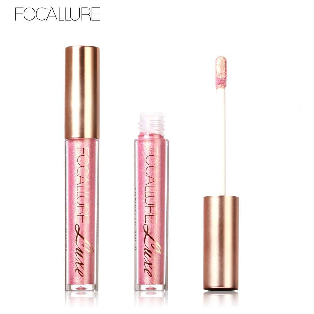 New Fashion Lipstick Cosmetics Women Sexy Lips Metallic Lip Gloss F815 4