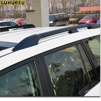 Luhuezu oe Дизайн крыша багажник бар для Toyota Land Cruiser Prado 120 2003 2009 lc120 Интимные аксессуары