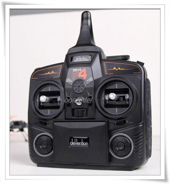 Devo F4 FPV Kit Walkera Devo F4 4 canaux transmetteur livraison gratuite
