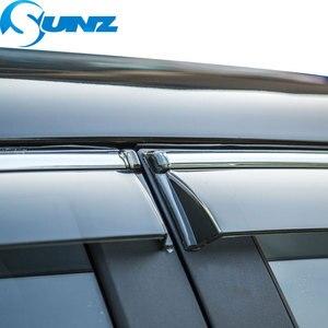 Image 5 - Window Visor for Holden Chevrolet Cruze 2013 2016 side rain guards for Chevrolet Cruze Daewoo Lacetti Premiere hatchback SUNZ