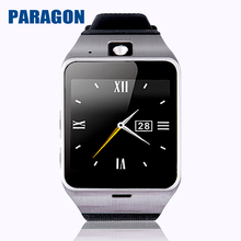 Paragon marke gv18 bluetooth smartwatch NFC für apple i-uhr android-Handy sim-karte uhr männer gt08 gv09 Smart Uhr elektronik