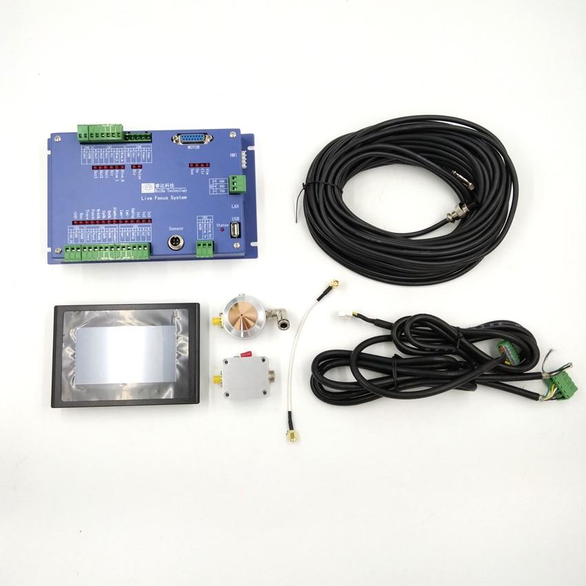 Ruida LFS-AM-T43 Аналоговый Металл Live фокус Системы для резки металла, резки металла, Одноосном автоматического управления поле