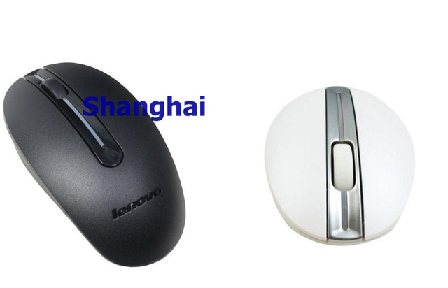 8284175ac88 Aliexpress.com : Buy Lenovo 100%New Original SM 8861 Wireless Laser Mouse  2.4Ghz 1000dpi Lightweight Mice for Laptop Thinkpad Black Silver White iMac  from ...