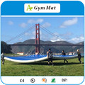 Small Outdoor Inflatable Tumbling Air Gym Mat Inflatable Air Track with size 5x2m