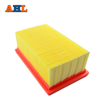 AHL Motorcycle Parts Dirt Bike Air Filter Cartridge Element For BMW F800GS Adventure F800ST F800R F800S F800GT F650GS F700GS image