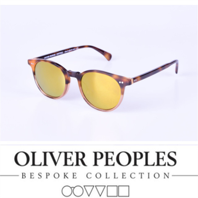High quality Oliver peoples ov5314 sunglasses man and women unisex sunglasses vintage sunglasses with original case