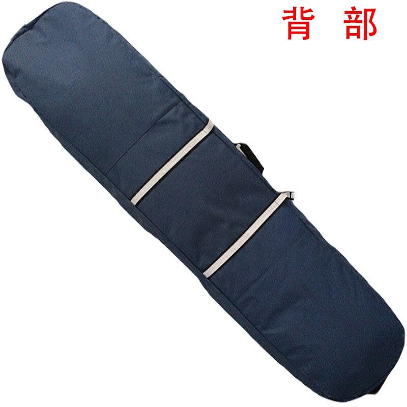 166 CM traitement personnalisé Ski épaule sac à main hommes et femmes placage sac housse de protection Sports de plein air A4798 - 2