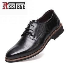 100% Из Натуральной Кожи Мужские Ботинки Платья, высокое Качество Оксфорд Обувь Для Мужчин, Босоножки, Бизнес Мужская Обувь, марка Мужчины Свадебные Туфли(China (Mainland))