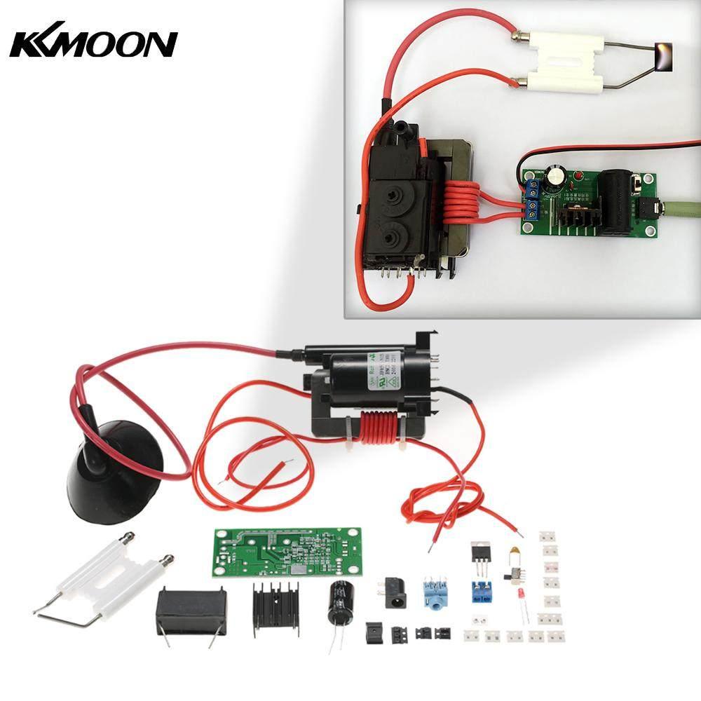 Online Shop 15kv High Voltage Generator Step Up Inverter Arc Ignition Coil Booster Wiring Diagrams 20kv Zvs Tesla Plasma Music Speaker Kits Driver Board Diy