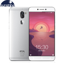 Original Letv LeEco Cool 1 4G LTE Mobile Phone Octa Core 5.5″ 13.0MP Dual SIM Fingerprint 4060mAh Andriod 6.0 Smartphone