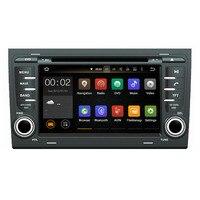 Runningnav Android 7.1 RAM 2G Fit AUDI A4 2010-Auto Dvd-speler Navigatie GPS Radio