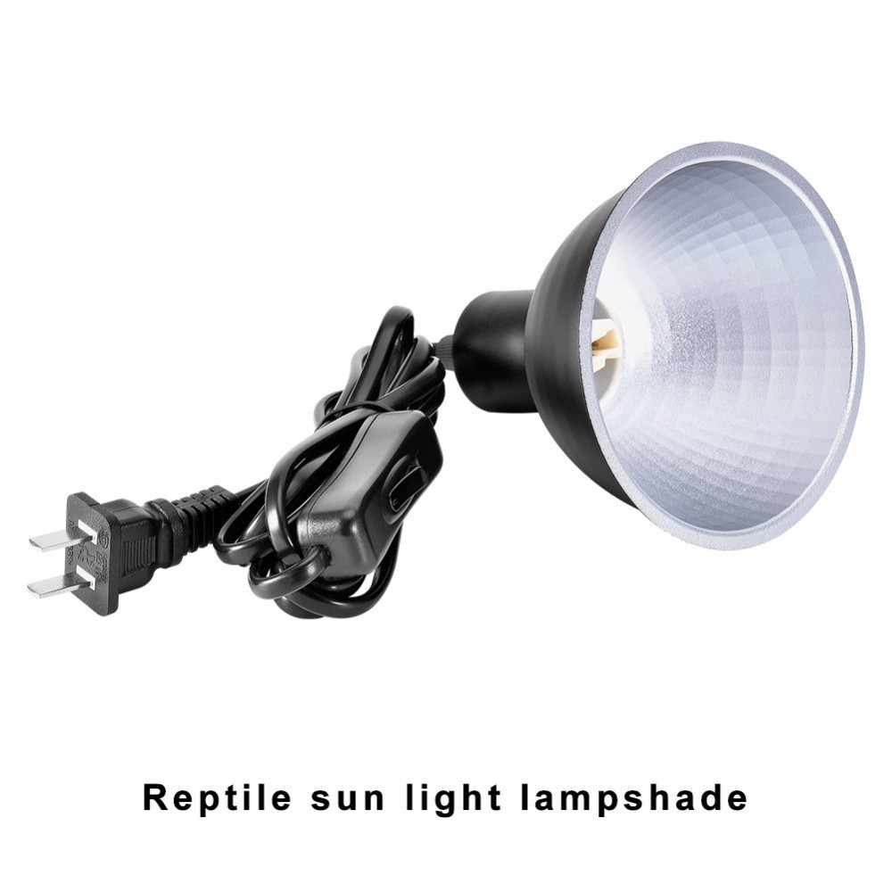 G9 220v Reptile drying backlight, specially designed for G9 halogen bulbs 10000h Life expectancy for  Reptile Heating Supplies