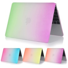for MacBook Air Pro 13 15 11 12 inch Retina A1425 A1370 A1707 Hard PVC Laptop Cover for MacBook 2018 Air 13 Full Cover Funda a1425 99%new lcd display screen assembly for macbook pro 13 a1425 retina complete full