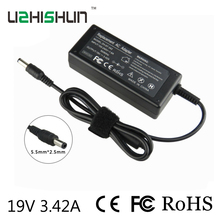 19V three.42A laptop computer energy adapter charger for Toshiba P300 L450 M800 L670D L650 A300 common AC Plug Laptop computer Battery Charger
