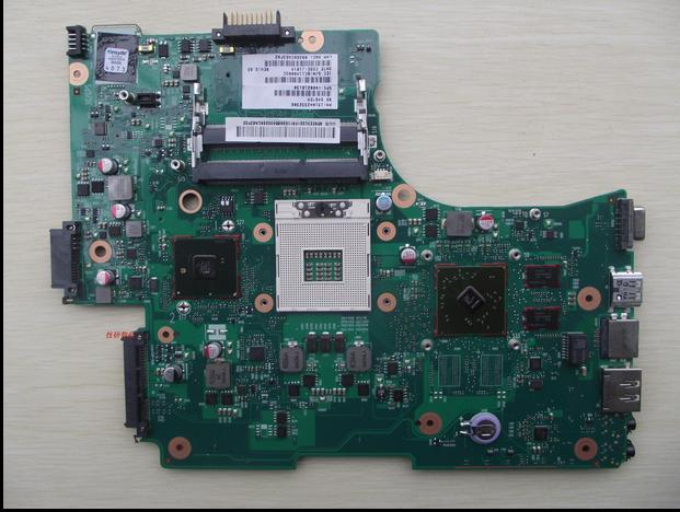 V000218130 L600 L655 L650 Motherboard tested by system