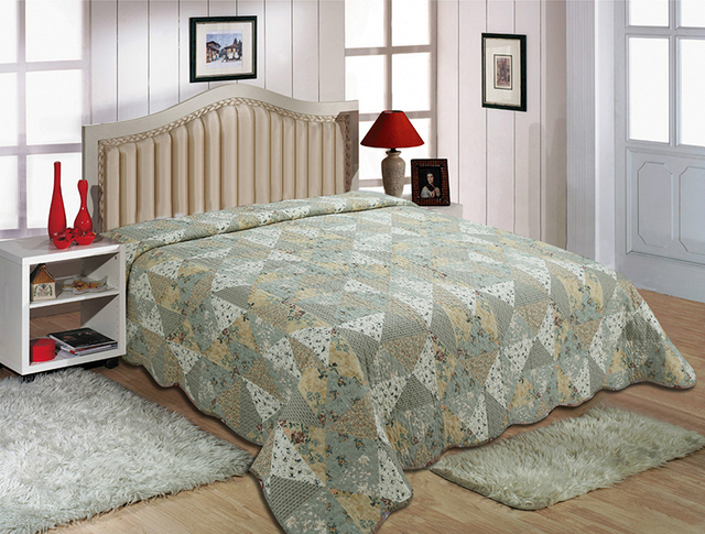 couvre lit bedspread quilted cotton bedspread atchwork quilted bedspreads bed spread  couvre lit bedspread