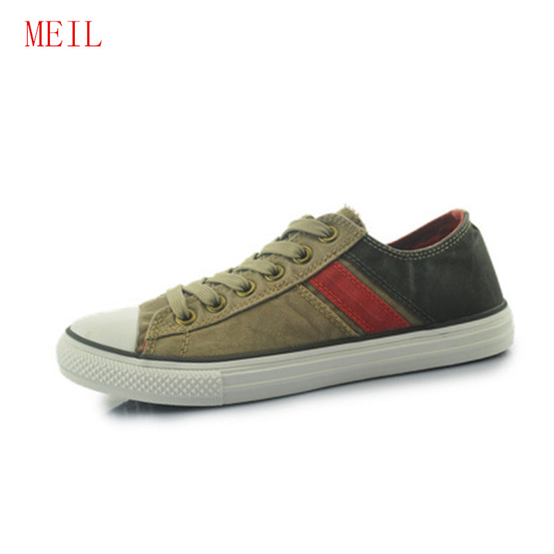 Designer Sneakers Men Casual Shoes Male Classic Canvas Shoes Men Lace up Fashion Vulcanized Shoes Mens Trainers