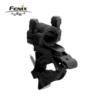 Fenix alb 10 퀵 릴리스 18 26mm 손전등 토치 tk22 tk15 pd32 e35 e25 tk11 e21 ld12 ld22 자전거 자전거 사이클링 라이딩 마운트|휴대용 조명 액세서리|등 & 조명 -