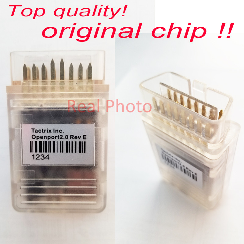 Original Tactrix Openport 2 0 Black With ECU FLASH ECU Chip Tunning Tactrix Openport 2 0