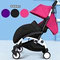 Baby Stroller Buggies Pram Foot Set Protective Sleeve Cotton Wind Cap Feet Cover