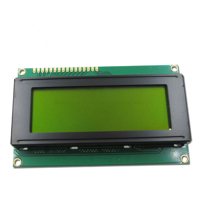 1PCS  LCD Board 2004 20*4 LCD 20X4 5V yellow-green screen LCD2004 display LCD module LCD 2004 электронные компоненты 2004 2004a 5 20 x 4