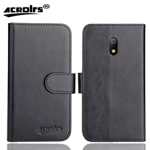 Itel A23 Case 2019 6 Colors Dedicated Leather Exclusive Special Phone  Crazy Horse Cover Cases Card Wallet+Tracking