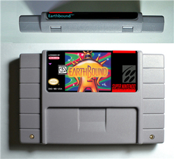 Earthbound - RPG Game Battery Save US Version