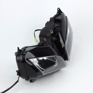 Image 5 - Motorcycle Front Headlight Head Light Lamp For Honda CBR600RR CBR 600RR 600 RR 2007 2008 2009 2010 2011 2012 07 08 09 10 11 12