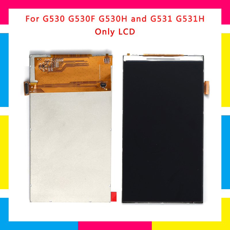 5Pcs lot High Quality LCD Display Screen For Sumsung Galaxy Prime G530 G531 G532 Tracking Code
