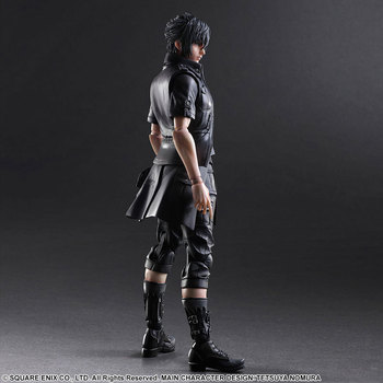 Final Fantasy XV Noctis Lucis Caelum Action Figure Model Toys | 27cm