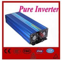 Hot Sell 2000W Solar Power Inverter DC12V/24V/36V/48V to AC120V/220V 50HZ/60HZ Pure Sine Wave Inverter