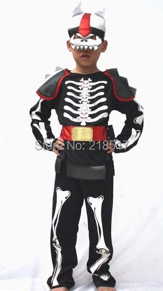 Enge Kostuums Halloween.Us 18 61 5 Off Kinderen Coser Halloween Party Kostuums Cosplay Enge Kostuums Skelet Kostuum Duivel Kleding Voor Kids Masker Kostuums In Kinderen