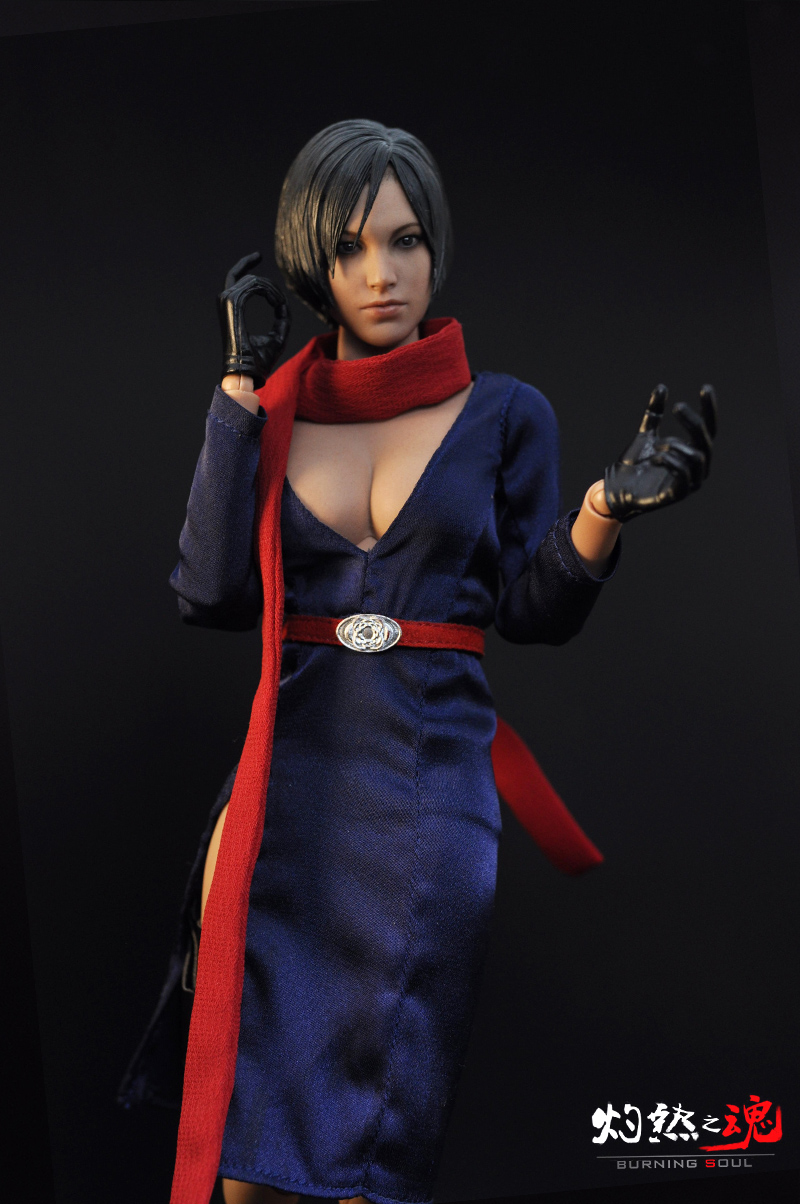 1/6 Scale Ada Wong Clothing Set Resident Evil 5 Female Clothes Suit for 12 inches PH Verycool HT Action Figure 1 6 scale resident evil 6 leon scott kennedy full set action figure for collections