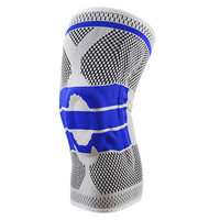 Cycling 1pc Basketball Knee Brace Compression Support Sleeve Injury Recovery Volleyball Fitness Safety Sport Protection Gear